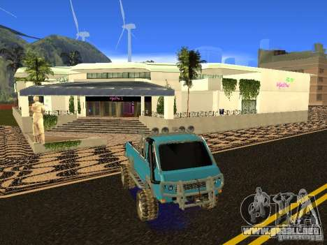 RAF 2203 para GTA San Andreas