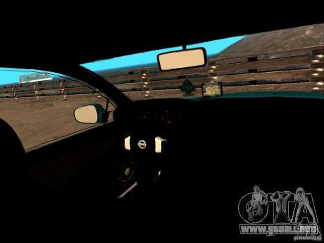 Nissan Almera Classic para la visión correcta GTA San Andreas