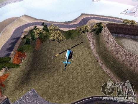 Laguna Seca Raceway para GTA San Andreas tercera pantalla