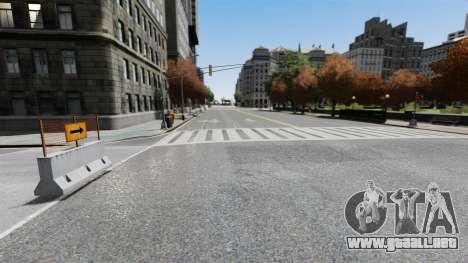 Carreras callejeras para GTA 4 segundos de pantalla