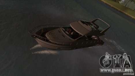 Barco para GTA Vice City left