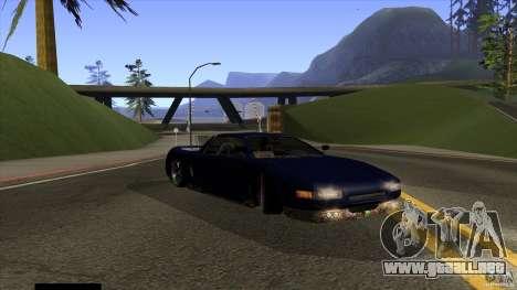 Infernus v3 by ZveR para GTA San Andreas