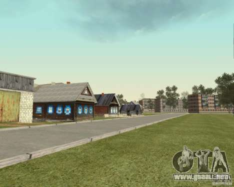 Nuevo campo del distrito de sueños para GTA San Andreas tercera pantalla
