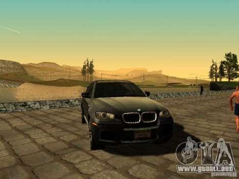 ENBSeries v1.2 para GTA San Andreas sexta pantalla