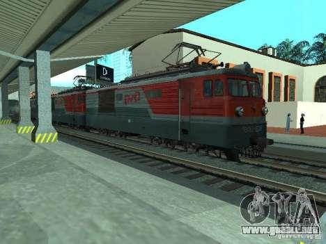 Vl10-1628 RZD para GTA San Andreas left