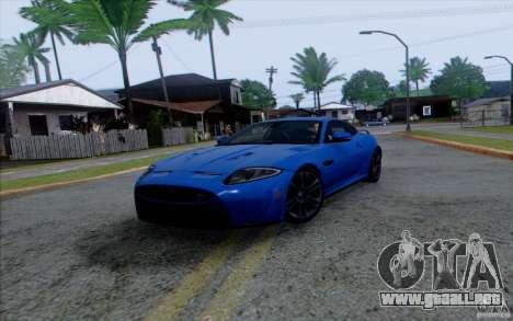 SA Illusion-S V4.0 para GTA San Andreas quinta pantalla