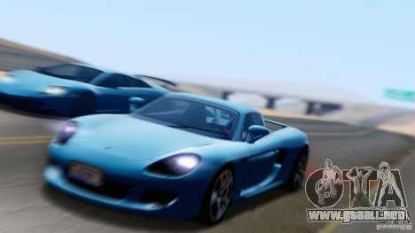 SA Beautiful Realistic Graphics 1.6 para GTA San Andreas novena de pantalla