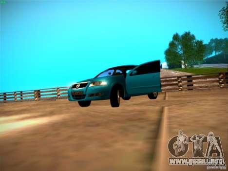 Nissan Almera Classic para GTA San Andreas left
