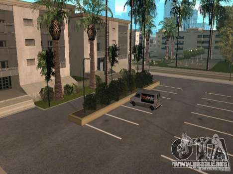 Parking Save Garages para GTA San Andreas tercera pantalla