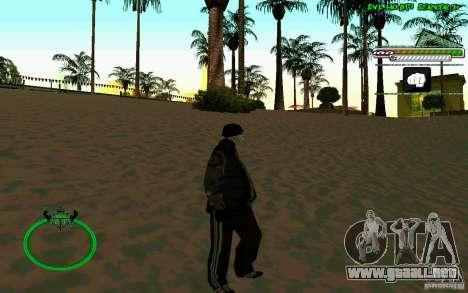 Bomje & Gop para GTA San Andreas tercera pantalla