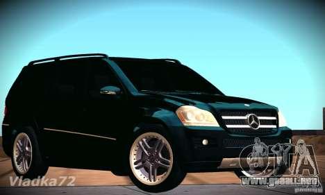 Mercedes-Benz GL500 V.2 para GTA San Andreas