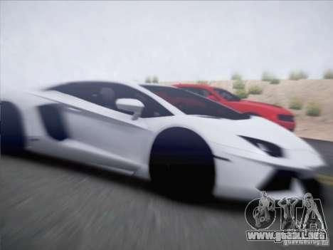 SA_NGGE ENBSeries v1.2 Final para GTA San Andreas segunda pantalla