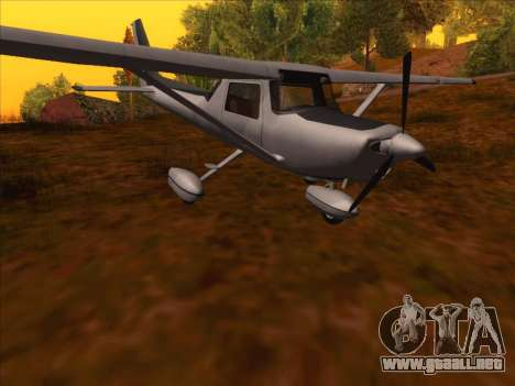 Cessna 152 v.2 para GTA San Andreas left