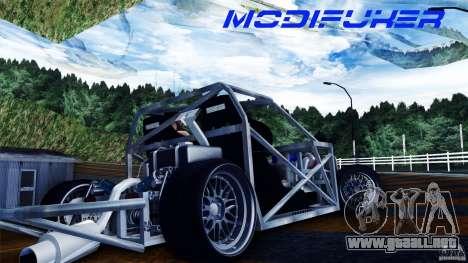 Mazda MX-5 Tube Frame para la visión correcta GTA San Andreas