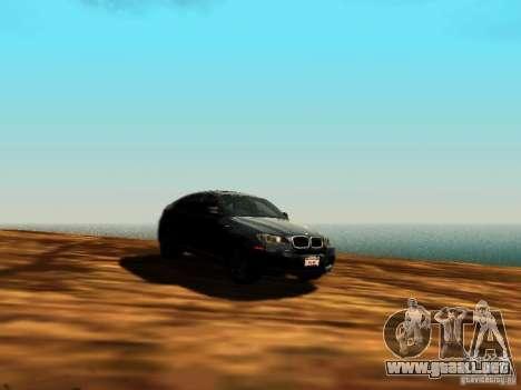 ENBSeries v1.2 para GTA San Andreas novena de pantalla