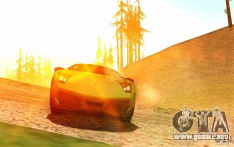 Direct R V1.1 para GTA San Andreas segunda pantalla