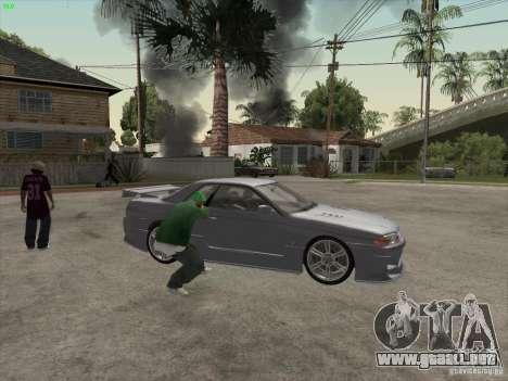 Close Doors for Cars para GTA San Andreas segunda pantalla