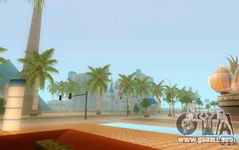 ENBSeries By Eralhan para GTA San Andreas quinta pantalla