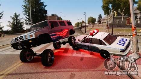 Monster Patriot para GTA 4 segundos de pantalla
