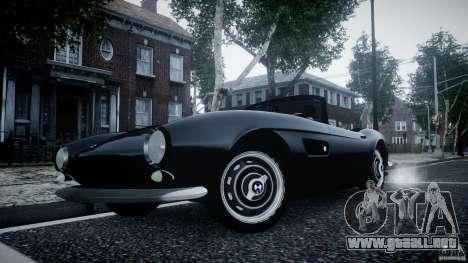 BMW 507 1959 para GTA 4 visión correcta