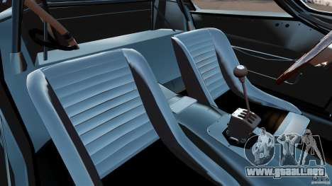 Ferrari 250 1964 para GTA 4 vista interior