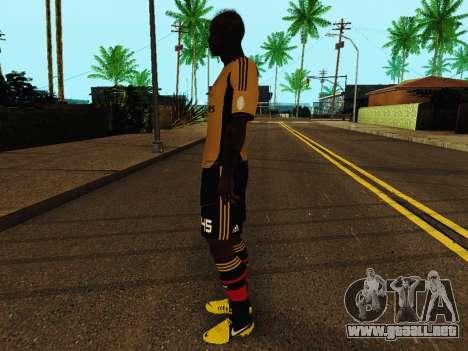 Mario Balotelli v3 para GTA San Andreas tercera pantalla