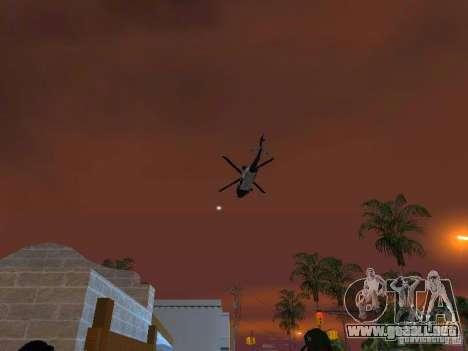 Grove Street Forever para GTA San Andreas sexta pantalla