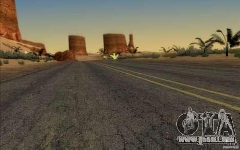 RoSA Project v1.0 para GTA San Andreas sexta pantalla