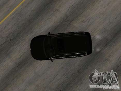 Volkswagen Passat B6 Variant Com Bentley 20 Fixa para vista lateral GTA San Andreas