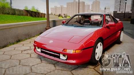 Toyota MR2 GT [EPM] para GTA 4