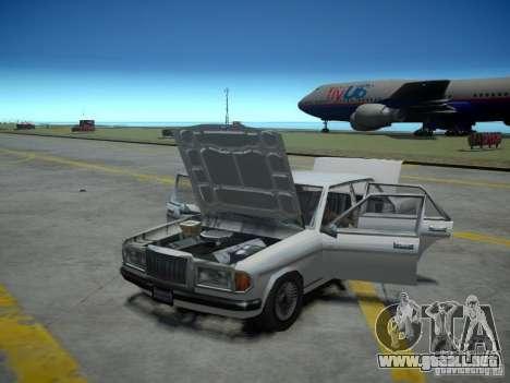 Admiral SA para GTA 4 visión correcta