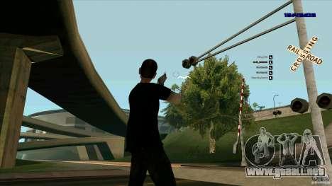Ed Hardy para GTA San Andreas tercera pantalla
