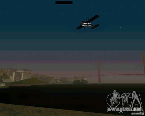 Young ENBSeries para GTA San Andreas novena de pantalla