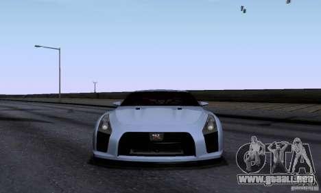 Sa RaNgE PoSSibLe para GTA San Andreas quinta pantalla