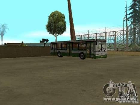 4-th autobús v1.0 para GTA San Andreas