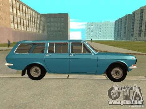 Volga GAZ 24-12 para GTA San Andreas left