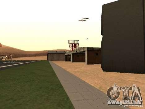 El nuevo aeropuerto para GTA San Andreas tercera pantalla