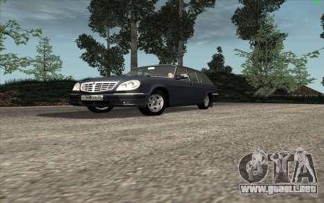 Volga GAZ 31104 para GTA San Andreas