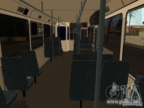 MTrZ 5279 para visión interna GTA San Andreas