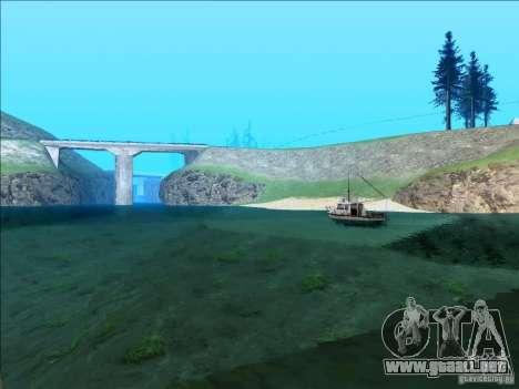 ENBSeries v1.1 para GTA San Andreas sexta pantalla