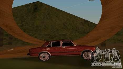VAZ 2106 para GTA Vice City visión correcta