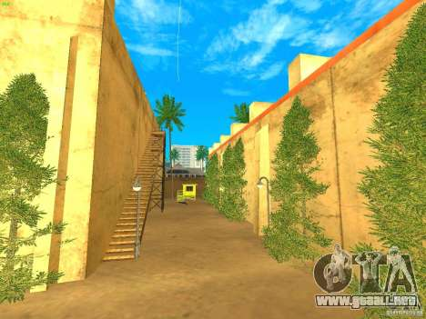 New Studio in LS para GTA San Andreas sexta pantalla