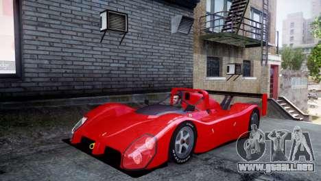 Ferrari 333 SP 1994 para GTA 4 left