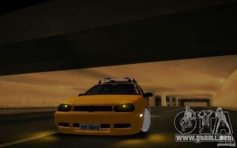 Volkswagen Golf para GTA San Andreas