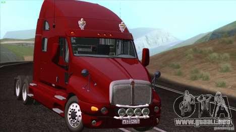 Kenworth T2000 V 2.7 para GTA San Andreas