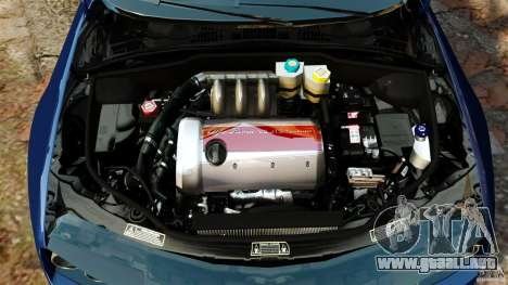 Alfa Romeo 159 TI V6 JTS para GTA 4 vista lateral