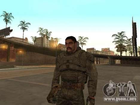 Un paquete grande de acosadores gratis para GTA San Andreas octavo de pantalla