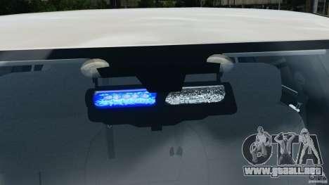 Chevrolet Impala Unmarked Detective [ELS] para GTA 4 vista desde abajo