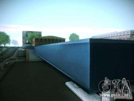 Nuevo garaje en San Fierro para GTA San Andreas séptima pantalla