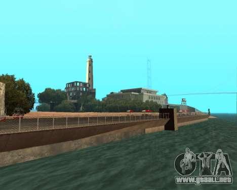 Real New San Francisco v1 para GTA San Andreas décimo de pantalla